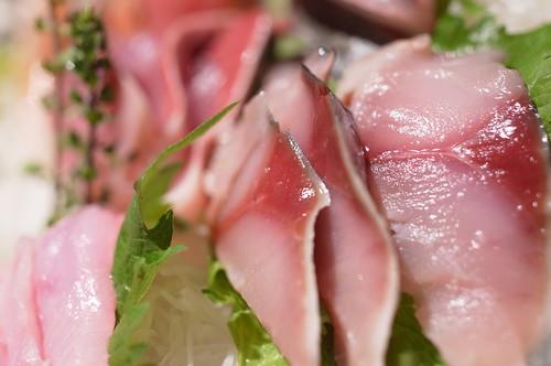 sashimi combination