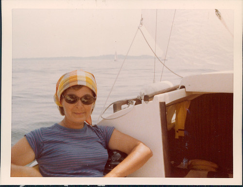 Mom, 1976 or 1977