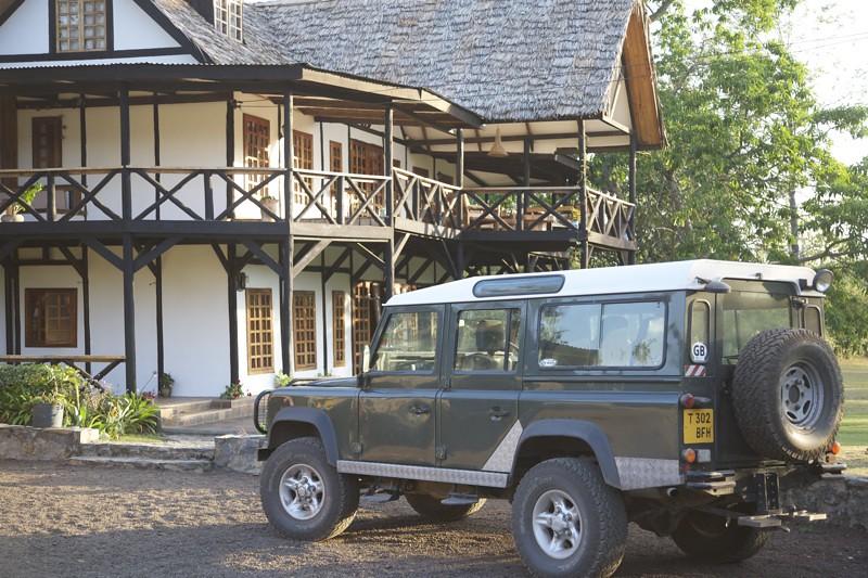2 Twiga Lodge, Shaw Safaris, Mt Meru, Arusha NP
