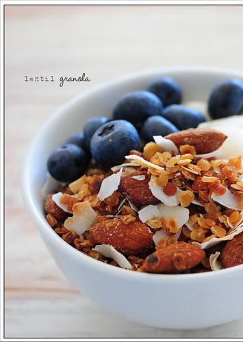 lentil granola7