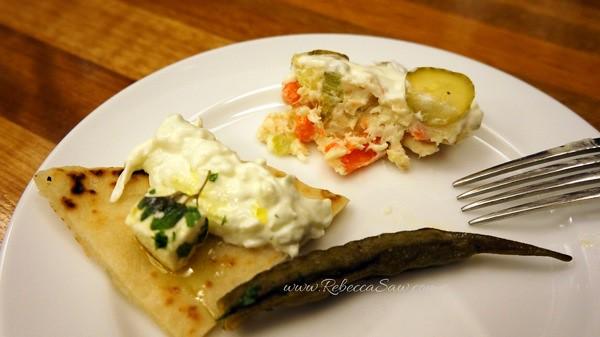 Prince hotel kl greek mediterranean cuisine launch for Achillion greek cuisine prince george bc