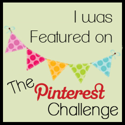 The Pinterest Challenge Feature