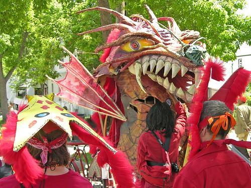 MayDay 2012, Dragon Head