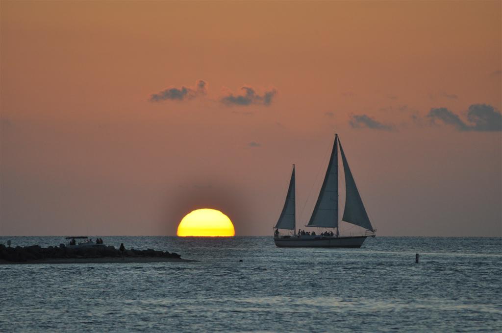 Puesta de Sol desde el Sunset Pier florida keys, carretera al paraíso (mejor con un mustang) - 7214486510 bb5c519b3f o - Florida Keys, carretera al paraíso (mejor con un Mustang)