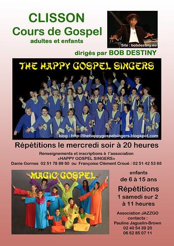 concert gospel fête de la musique