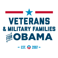 Camille a military wife from Florida, Veterans for Obama