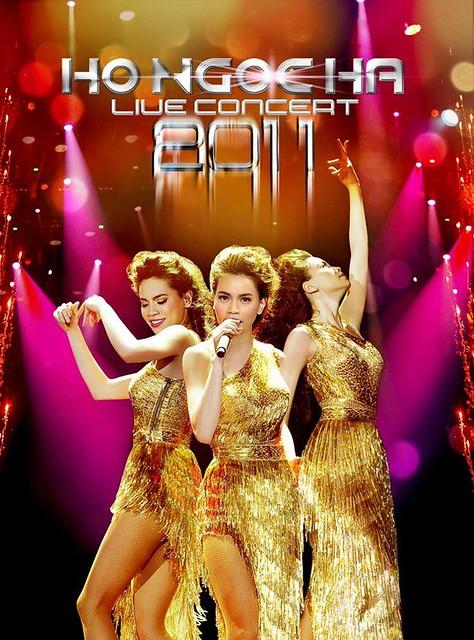 Hồ Ngọc Hà Live Concert 2011 (2012) (DVDRip) [Liveshow]