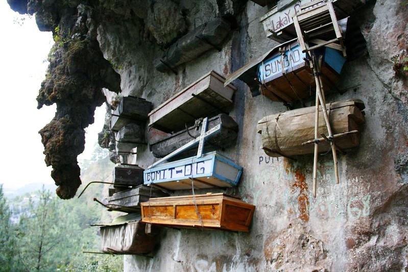 6391. Hanging Coffins, Sagada
