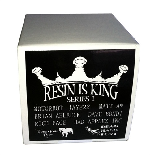 Resin Is King by [rich]