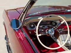 Ford Mustang (Innenansicht)