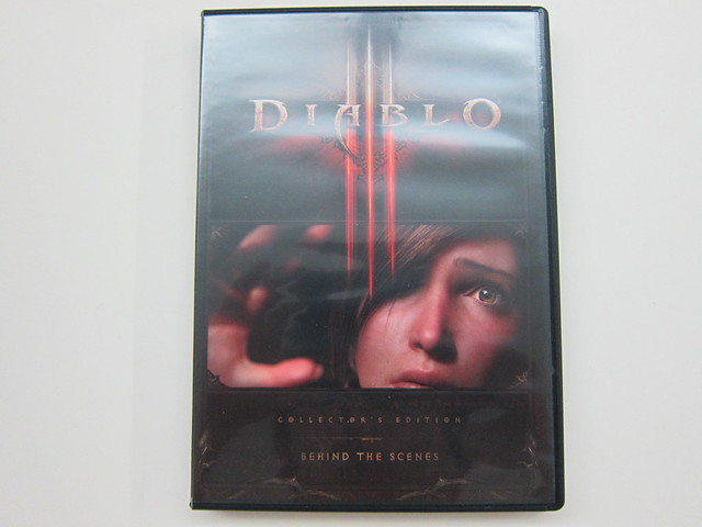 Diablo III: Collector's Edition - Behind The Scenes Blu-Ray/DVD