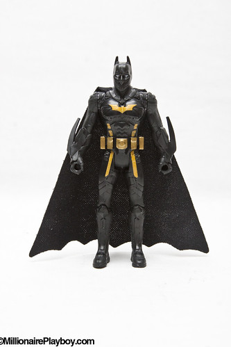 Combat Claw Batman without Combat Claw