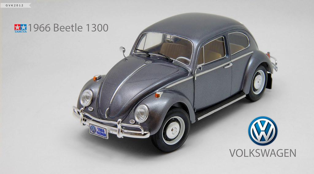 1966 Volkswagen Beetle 1300 7256192320_c1279edddc_b