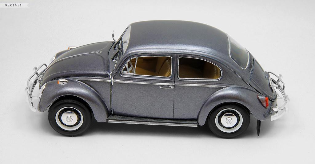 1966 Volkswagen Beetle 1300 7256200524_952e1b18eb_b