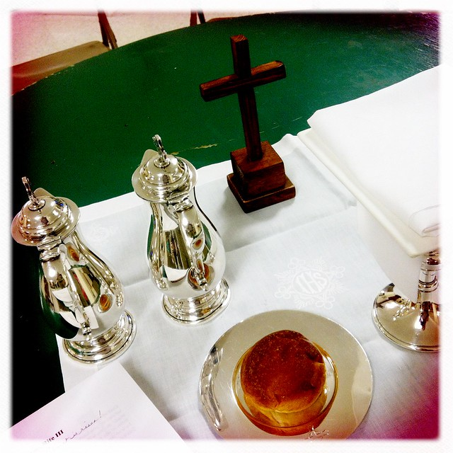 Informal Eucharist from Flickr via Wylio