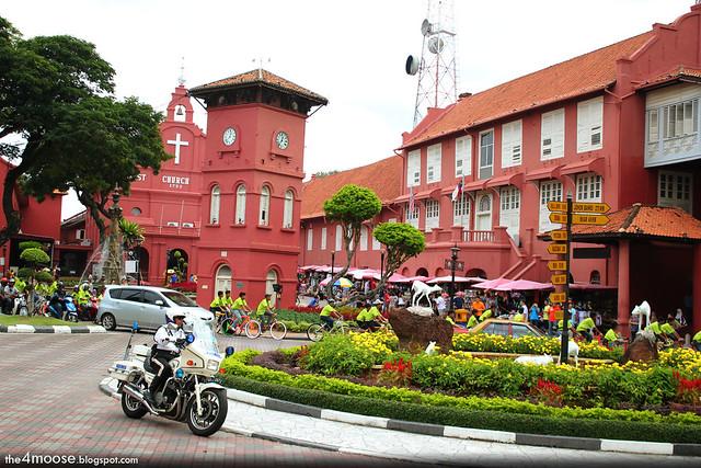 Melaka - Jalan Merdeka