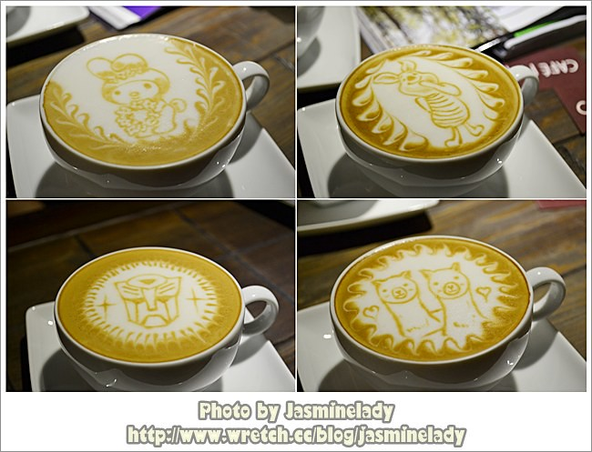 【高雄N訪】Café Fiona 費奧納咖啡《多連發》 - Jasminelady