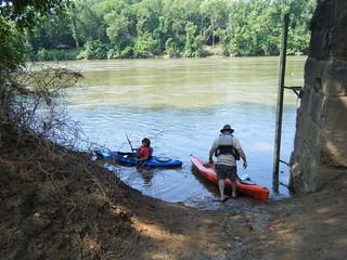 Broad River Paddling May 26, 2012 11-009