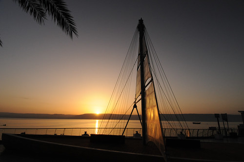 sunrise galilee israel sculpture