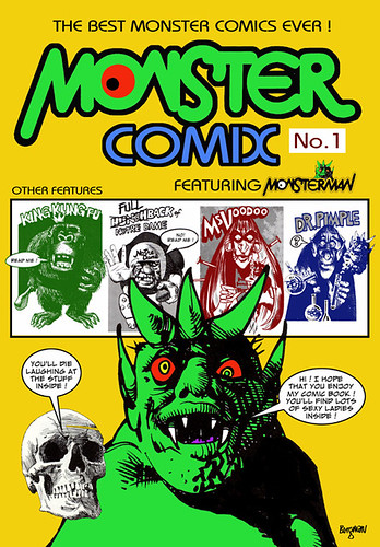MonsterComix