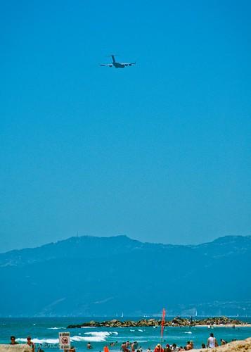 Memorial Day C-17 Globemaster Flyover 1pm