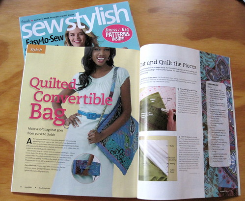 Sew Stylish, Summer 2012