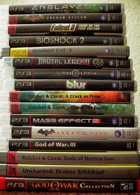 PS3 Spieel zu verkaufen