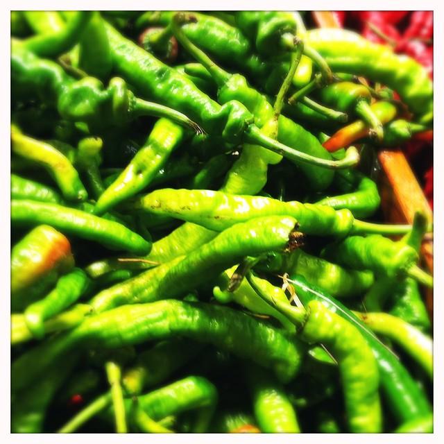 Peppers, Cordova Farmers Market, Memphis, Tenn.