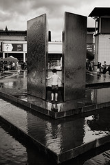 Photograph: [Untitled]; Millennium Square, Bristol, June 2012. By Simon Holliday.