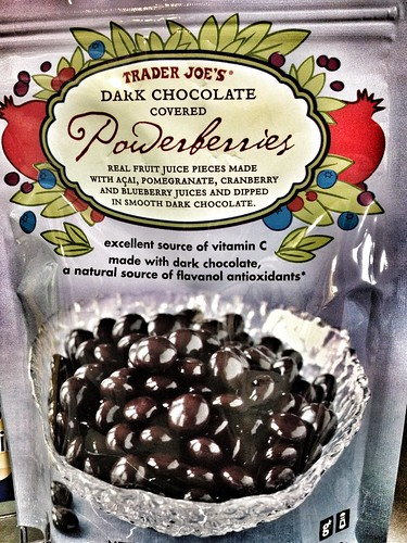 Powerberries. Ridiculously tasty.