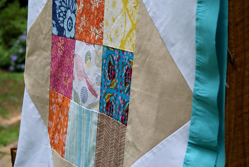 Patchwork Closeup