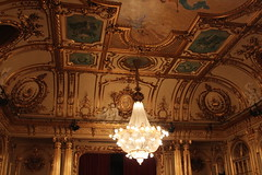 Ceiling of Grand Hotel