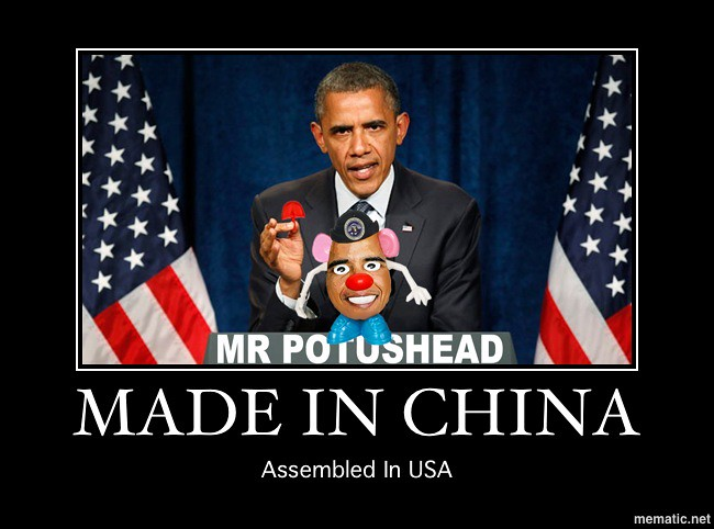 MR POTUSHEAD MEME
