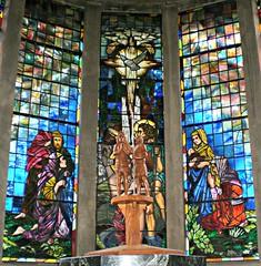 St Teresa of Lisieux R.C. Church, Possilpark, Glasgow, Scotland