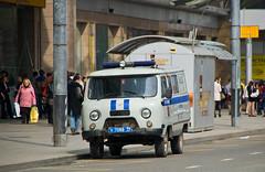 UAZ Police