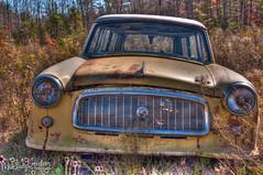 Old Cars at Brownies Custom Cycles-3473
