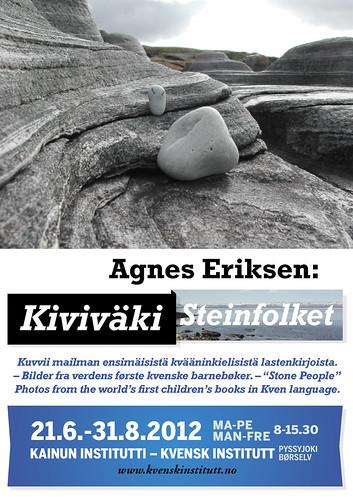 Agnes Eriksen: Kiviväki - Steinfolket