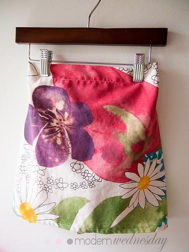Ikea-print-flat-panel-skirt-front