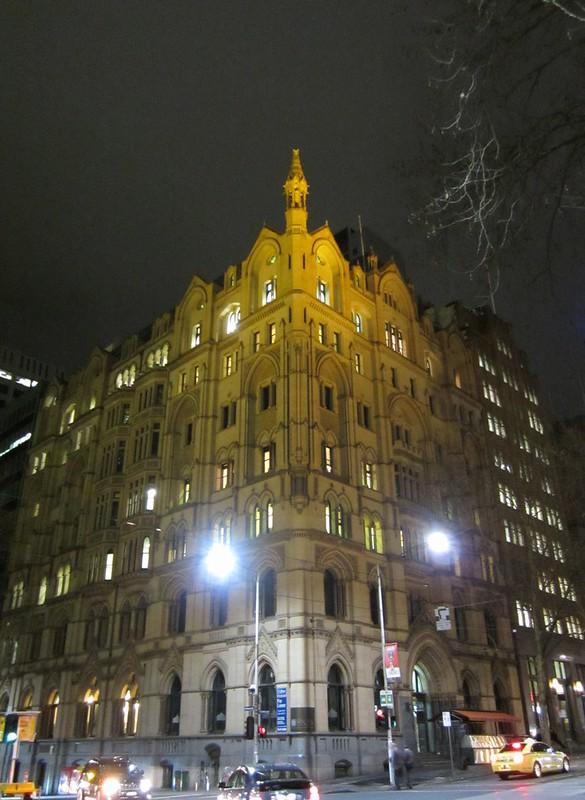 Bank of New Zealand Australia building