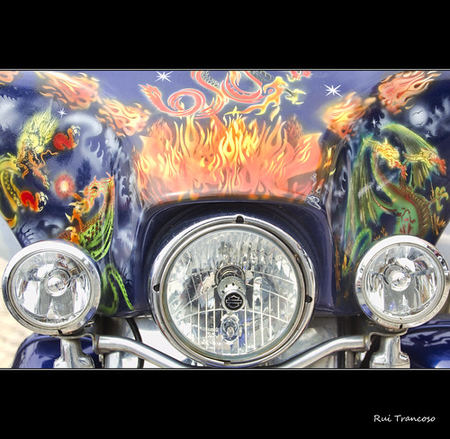 Harley Davidson - Cascais 2012