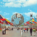 unispheres new york worlds fair 1964-1965 by it's better than bad