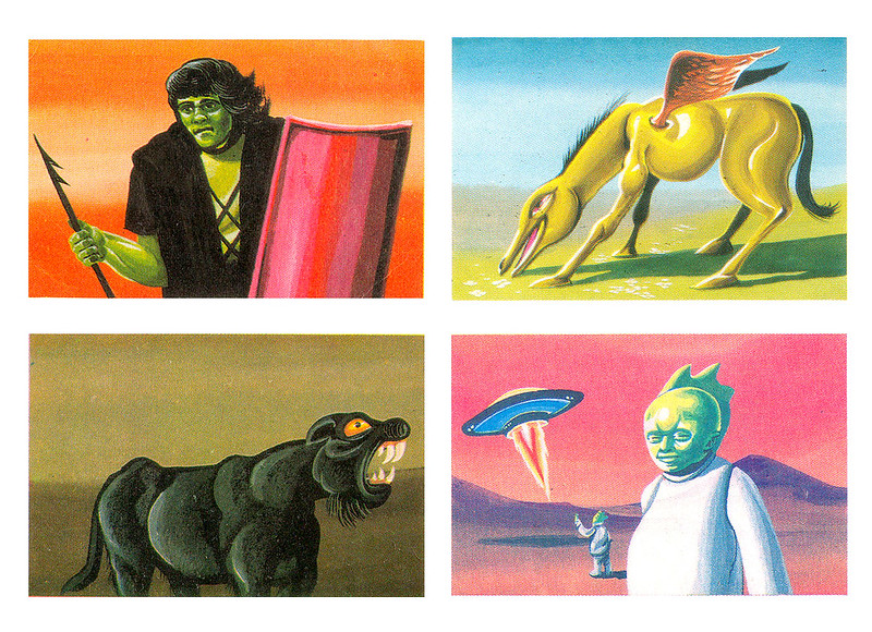 Krazy Kreatures From Outer Space - 11 (1970)