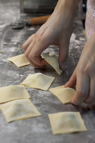 Turkish Style Homemade Ravioli