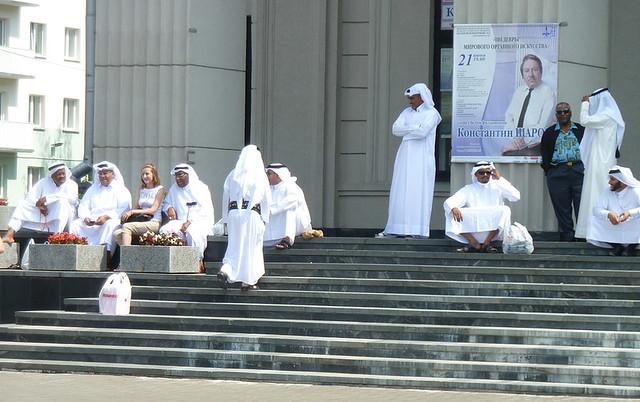Дни Катара в Минске  18-20 июня 2012 4