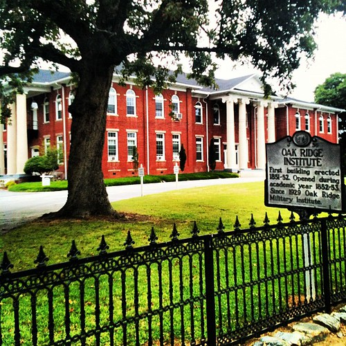 Oak Ridge Military Academy by Greensboro NC
