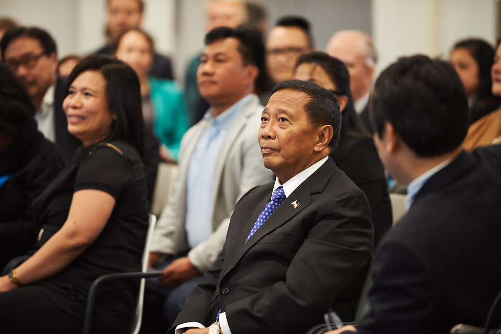 Vice president of the Philippines, Mr. Jejomar Binay 1