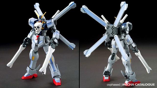 HGBF Crossbone Gundam Maoh - Prototype Shots