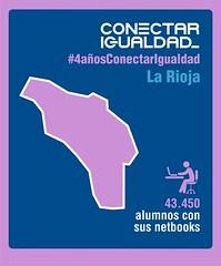 Provincia de La Rioja. Conectar Igualdad 4 AÑOS