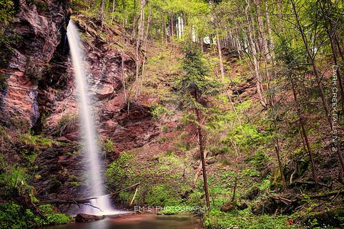 Dark Creek Falls No 2