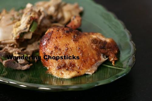 Thai Red Curry Roast Chicken 6